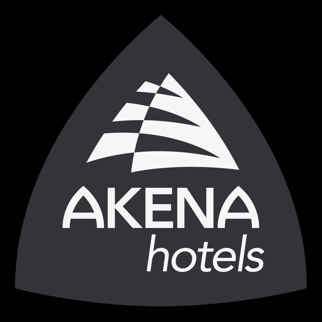 Logo de l'Akena Hôtel Troyes.